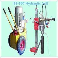 Quality widely used in construction procedure BS-500 hydraulic automatic drill equipment for sale
