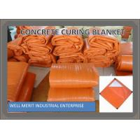 Quality Enclosure Insulated Tarp/ Insulated Cover /Concrete Curing Blanket for sale