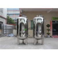 Quality DIA 900 X 1220 Mm RO Water Treatment Plant Small Wind Load And Good Sealing Performance for sale