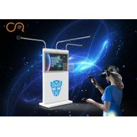 360 Degree Virtual Reality Simulator Mini Arena With Steam HTC Games