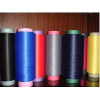 Quality 840D UV Nylon 6 Industrial Dope Dyed Yarn Multi Color Available Low Shrinkage for sale