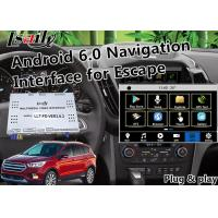 Quality Full Plug & Play Car Android Navigation Interface for Ford Kuga Escape for sale