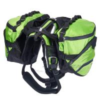 Quality 2 In 1 Pet Carrier Bag , 600D Waterproof Oxford Dog Backpack Harness for sale