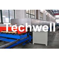 China Double Layer Steel Sheet PU Sandwich Panel Machine / Production Line - Continuous Type on sale