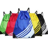 Quality Sports backpack drawstring backpack for sale