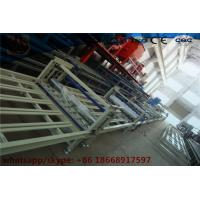 Quality Thickness 2mm - 20mm Magnesium Oxide Board Production Line With PLC Control System for sale