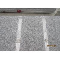 Buy cheap G602 Grey Granite Tiles Natural Stone Tile Polished 28kg / Cm3 Granite Density from wholesalers