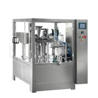 Quality Liquid packing machine Doy pack water pouch packing machine price for sale