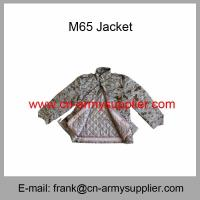 China Wholesale Cheap China Army  Digital Camouflage Color  M65 Style  Military Coat on sale