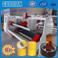 China GL-701 Single Shaft and two shafts BOPP Adhesive Tape Cutting Machine(Double Sided,Cloth,Masking Tape Cutting Machine) on sale