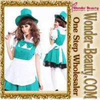 Quality Green And White Costume for sale