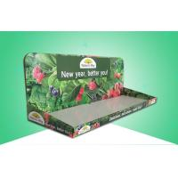 Buy cheap Supper Food Cardboard Display Trays With Glossy Finish for Woolworths Store from wholesalers