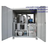 Quality Enclosed Type Vacuum Transformer Oil Processing, Dielectric Oil Purification System ZYD-W for sale