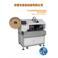 Quality Single End Automatic Wire Crimping Machine for sale