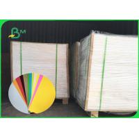 China 80gsm - 250gsm Chrome Carton / DIY Handmade Paper Color Printed For Drawing on sale