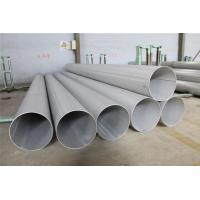 Buy cheap Welded Nickel Alloy Pipe Incoloy 825 / UNS N08825 / 2.4858 Nickel Chromium Iron Alloy product