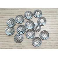 Quality Etching Wire Mesh Filter Element Stainless Steel Smoking Pipe Screen 60 Mesh for sale