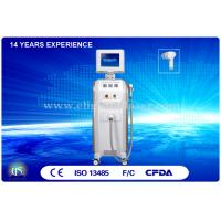 China Three Handpieces Rf Skin Tightening Machine Lifting Neck Wrinkle on sale