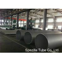 Buy cheap EFW Welded Stainless Steel Tube UNS S32750 A928M Round Mechanical Tubing product