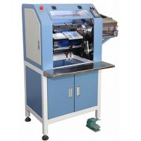 China Plastic Spiral  Automatic Wire Binding Machine , Commercial Spiral Binding Machine on sale