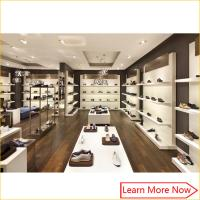 China New Fashion Retail shoes store fixture manufacturer china with good quality price on sale