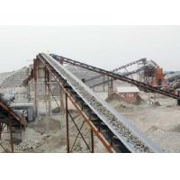 Quality River Pebbles Sand Making Production Line For Stabilized Soil Environmental Protection for sale
