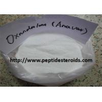 Buy cheap Oxandrol / Anavar Cycle Oral Anabolic Steroids For Muscle Building CAS 53-39-4 product