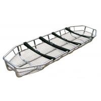 Quality Stainless Steel Patient Transport Stretchers / Basket Stretcher For Hospital for sale