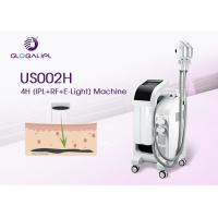 China 4 In 1 IPL RF Beauty Equipment 44*53*89cm Size With 8.4 Touch Screen Display on sale