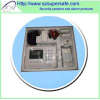 Quality GSM/PSTN Dual Network Alarm System for sale