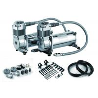 Quality Steel And Chrome Off Road Dual Air Compressor And Car Tuning Agriculture for sale