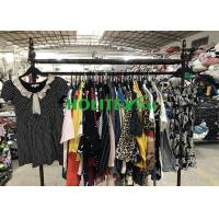 Quality Southeast Asia Second Hand Fashion Clothes Mixed Size Womens Cotton Blouses for sale