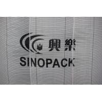 Baffle Conductive Industrial Bulk Bags Anti - Sifting For Flammable Goods