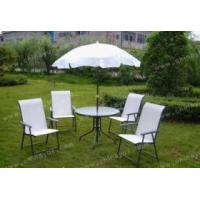 China Aluminium garden outdoor furniture on sale