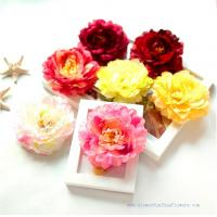 Quality 2014 Hot sale peony artificial flower heads for sale