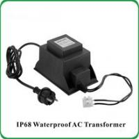 China IP68 Waterproof 12V Voltage Transformer on sale