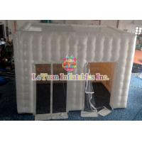 Buy cheap PVC Square Airtight Tent For Weddings , Inflatable Air Tents For Camping product