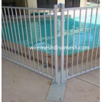 China 4x4 Hot Sale galvanized security temporary folding swimming pool fencing(manufacture ISO9001) on sale