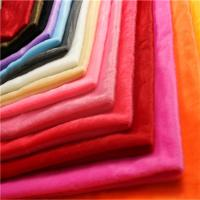Quality 100% polyester warp knitting pearl velour/pajama for sale