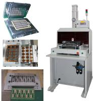 Quality Benchtop Pcb Punching Machine ,Fpc / Pcb Depaneling Equipment For SMT Assembly for sale