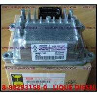 Genuine and New ISUZU ECU 8-98293158-0 , 8982931580 , 98293158 control unit, ISUZU drive unit