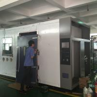 Quality High Precision Walk-in Chamber , Programmable Environmental Test Chambers for sale