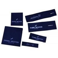 Quality Superior Quality Clothing Woven Labels Shrink-proof For Men Suit, Pants for sale
