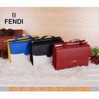 Quality Wholesale 2014 New designer fashionable womens F-ENDI  cross lines Hand-held shoulder bags for sale