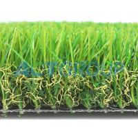Luxury Landscaping Artificial Grass Fire Resistant Decorative Synthetic Lawn