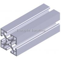 Aluminum Profiles With different Sizes And Surface Treatments with material 6063 T5
