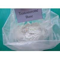 Quality Test Base Testosterone Powder cas 58-22-0 for Medicine Muscle Increase for sale