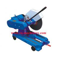 Quality Metel Tool For Metal Scrap Reprocessing Semi Automatic Electro Cut Off Saw for sale