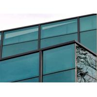 China Hollow Structure Heat Insulating Glass , 3mm -  8mm Thickness Double Glazed Window Glass on sale