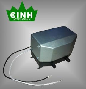 Quality Pneumatic Diaphragm Electromagnetic Air Pump Low Pressure 30kpa AC24V AC12V for sale